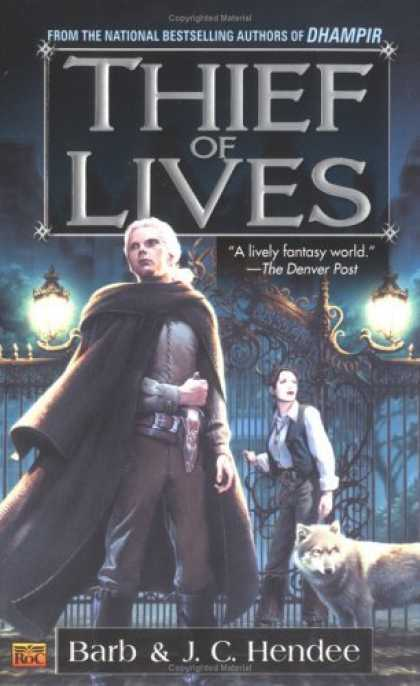 Bestselling Sci-Fi/ Fantasy (2006) - Thief of Lives by Barb Hendee