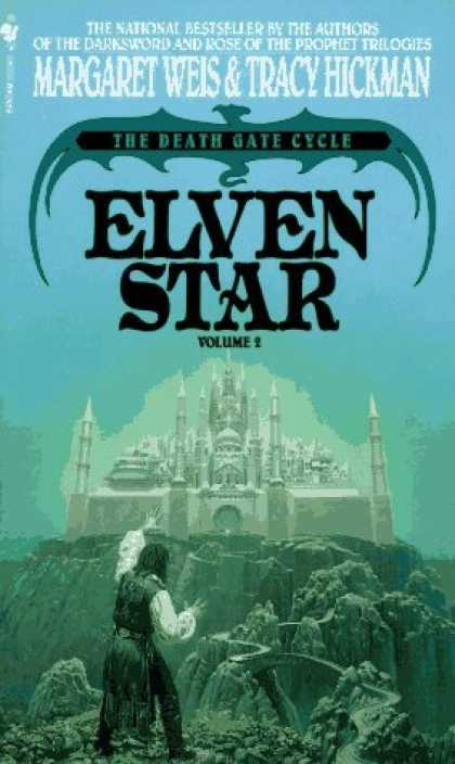 Bestselling Sci-Fi/ Fantasy (2006) - Elven Star: The Death Gate Cycle, Volume 2 (Death Gate Cycle) by Margaret Weis
