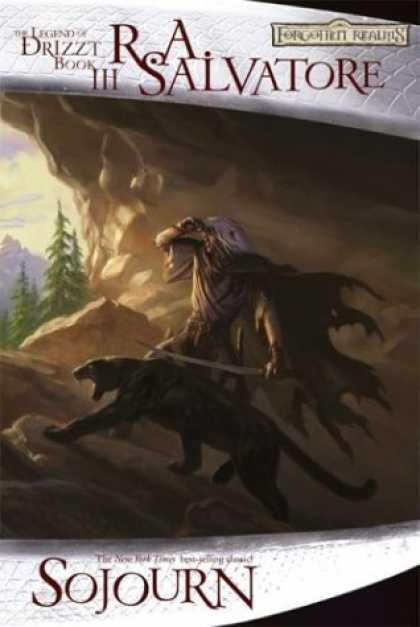 Bestselling Sci-Fi/ Fantasy (2006) - Sojourn (Forgotten Realms: The Legend of Drizzt) by R. A. Salvatore