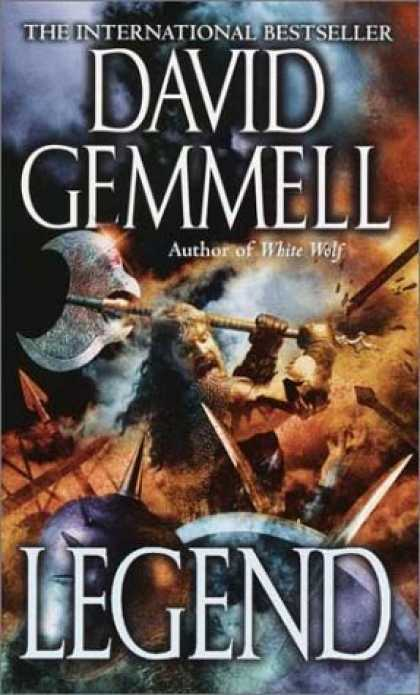 Bestselling Sci-Fi/ Fantasy (2006) - Legend (Drenai Tales, Book 1) by David Gemmell