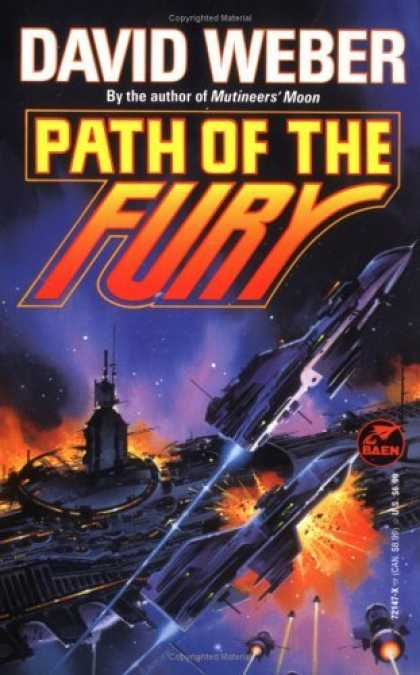 Bestselling Sci-Fi/ Fantasy (2006) - Path of the Fury by David Weber