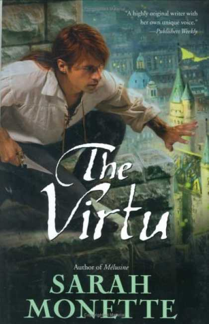 Bestselling Sci-Fi/ Fantasy (2006) - The Virtu by Sarah Monette