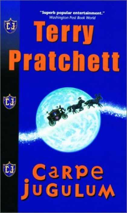 Bestselling Sci-Fi/ Fantasy (2006) - Carpe Jugulum by Terry Pratchett