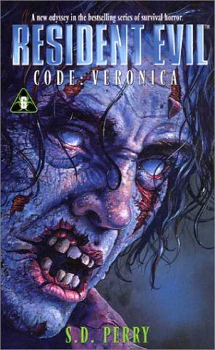 Bestselling Sci-Fi/ Fantasy (2006) - Code: Veronica (Resident Evil #6) by S.D. Perry