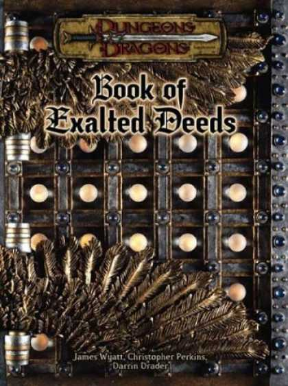 Bestselling Sci-Fi/ Fantasy (2006) - Book of Exalted Deeds (Dungeons & Dragons Supplement) by James Wyatt
