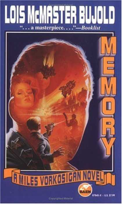 Bestselling Sci-Fi/ Fantasy (2006) - Memory (Miles Vorkosigan Adventures (Paperback)) by Bujold
