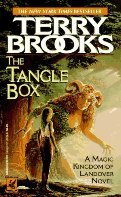 Bestselling Sci-Fi/ Fantasy (2006) - The Tangle Box (Magic Kingdom of Landover, Book 4) (Magic Kingdom of Landover No