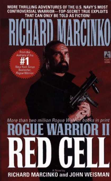 Bestselling Sci-Fi/ Fantasy (2006) - Rogue Warrior II: Red Cell by Richard Marcinko