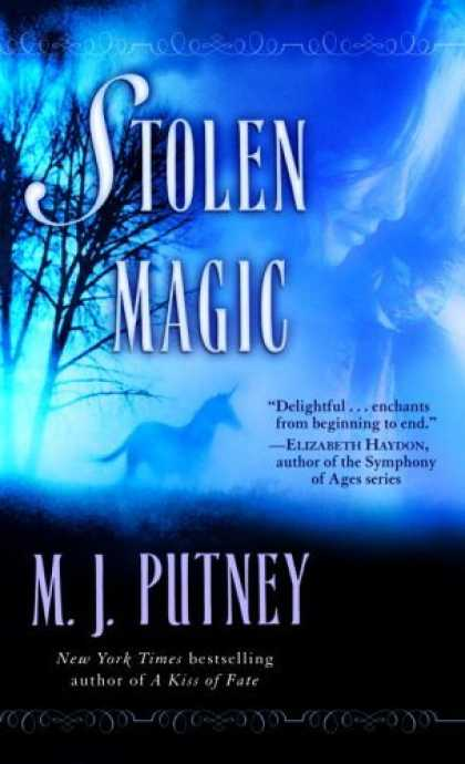 Bestselling Sci-Fi/ Fantasy (2006) - Stolen Magic by M.J. Putney