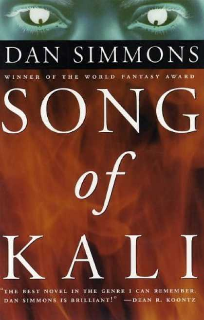 Bestselling Sci-Fi/ Fantasy (2006) - Song of Kali by Dan Simmons