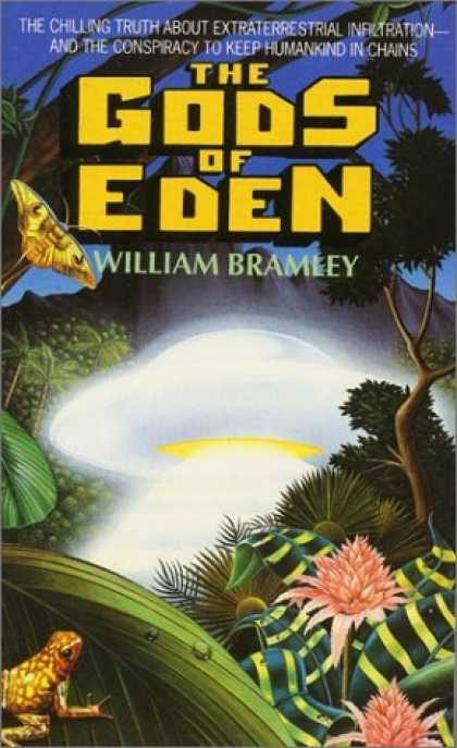 The Gods of Eden - Willaim bramley