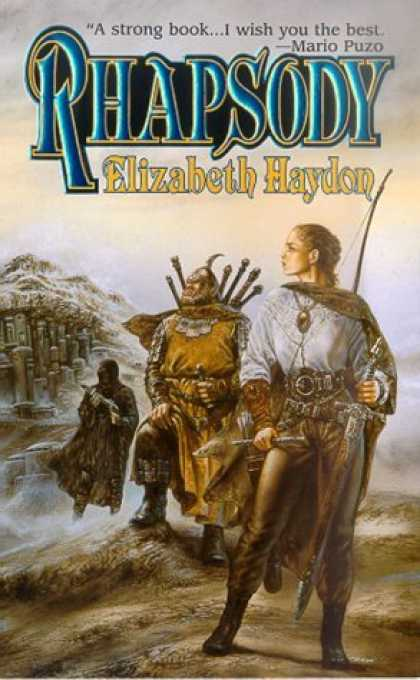 Bestselling Sci-Fi/ Fantasy (2006) - Rhapsody : Child of Blood by Elizabeth Haydon