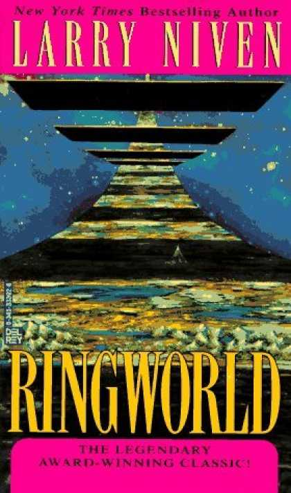 Bestselling Sci-Fi/ Fantasy (2006) - Ringworld by Larry Niven