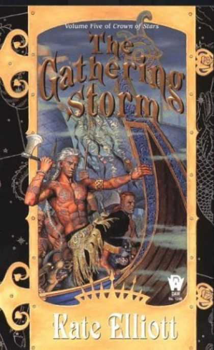 Bestselling Sci-Fi/ Fantasy (2006) - The Gathering Storm (Crown of Stars, Book 5) by Kate Elliott