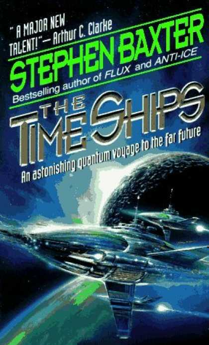 Bestselling Sci-Fi/ Fantasy (2006) - The Time Ships by Stephen Baxter