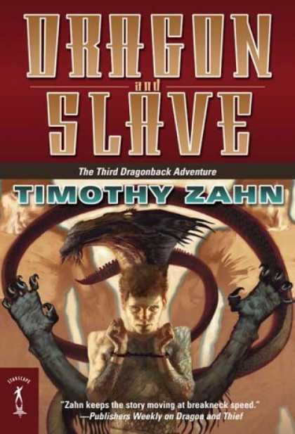 Bestselling Sci-Fi/ Fantasy (2006) - Dragon and Slave: The Third Dragonback Adventure (Dragonback) by Timothy Zahn