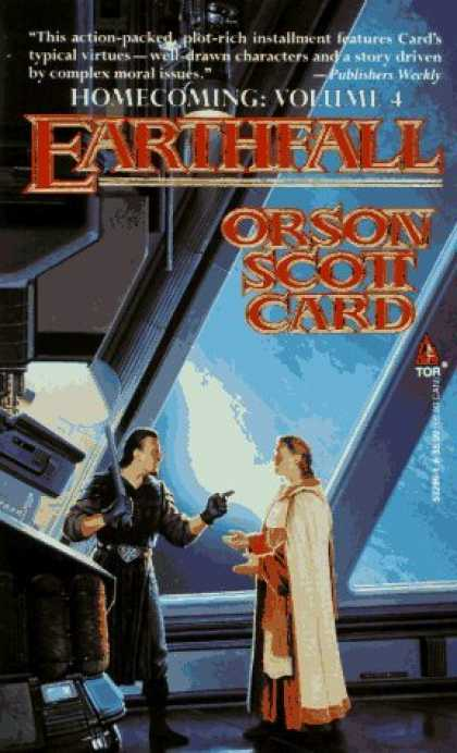 Bestselling Sci-Fi/ Fantasy (2006) - Earthfall (Homecoming Saga) by Orson Scott Card