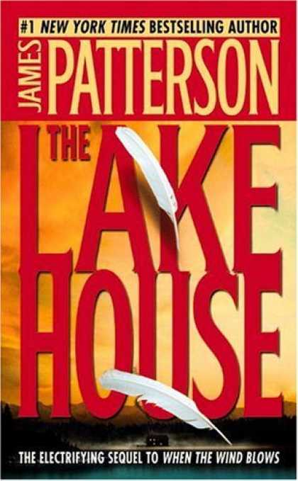 Bestselling Sci-Fi/ Fantasy (2006) - The Lake House by James Patterson