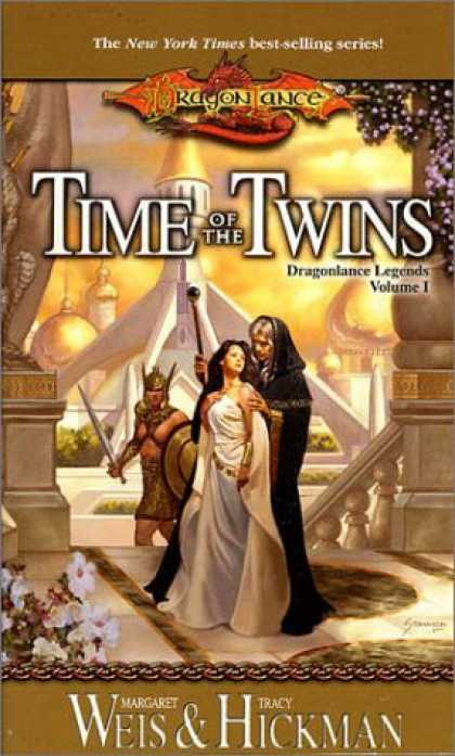 Bestselling Sci-Fi/ Fantasy (2006) - Time of the Twins (Dragonlance: Legends Trilogy) by Margaret Weis