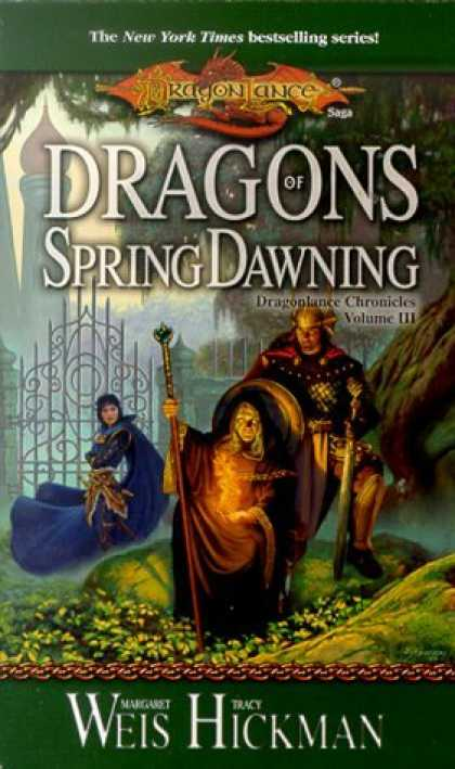 Bestselling Sci-Fi/ Fantasy (2006) - Dragons of Spring Dawning (Dragonlance Chronicles, Book 3)