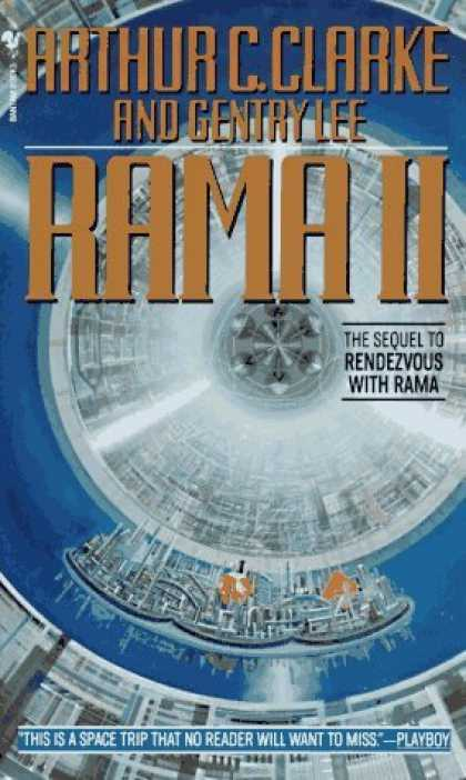 Bestselling Sci-Fi/ Fantasy (2006) - Rama II: The Sequel to Rendezvous with Rama by Arthur C. Clarke