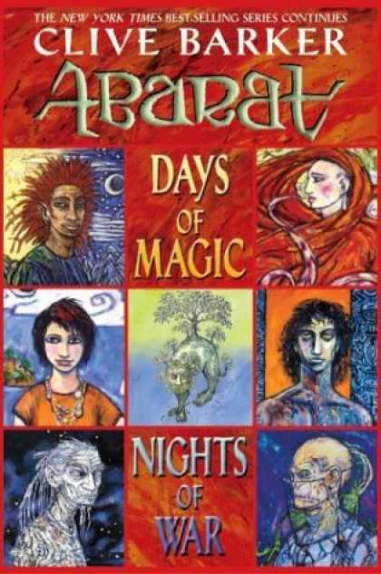 Bestselling Sci-Fi/ Fantasy (2006) - Abarat: Days of Magic, Nights of War (Abarat)