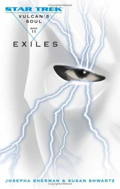 Bestselling Sci-Fi/ Fantasy (2006) - Vulcan's Soul Trilogy Book Two: Exiles (Star Trek: The Original Series) by Josep