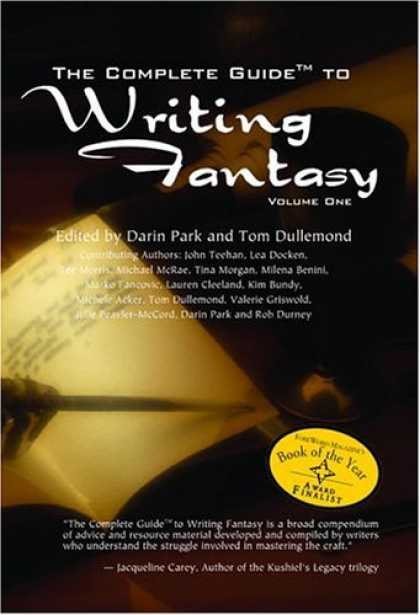 Bestselling Sci-Fi/ Fantasy (2006) - The Complete Guide to Writing Fantasy