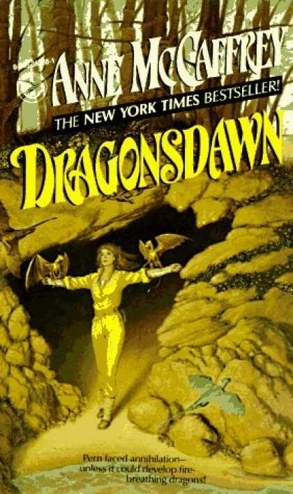 Bestselling Sci-Fi/ Fantasy (2006) - Dragonsdawn (Dragonriders of Pern Series) by Anne McCaffrey
