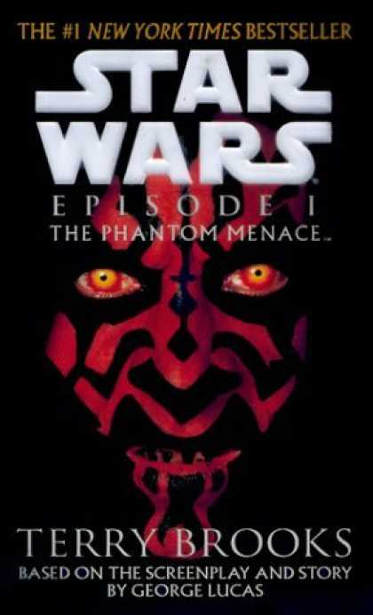 Bestselling Sci-Fi/ Fantasy (2006) - Star Wars, Episode I - The Phantom Menace by Terry Brooks