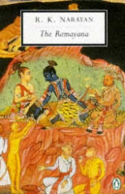 Bestselling Sci-Fi/ Fantasy (2006) - The Ramayana: A Shortened Modern Prose Version of the Indian Epic (Penguin Twent