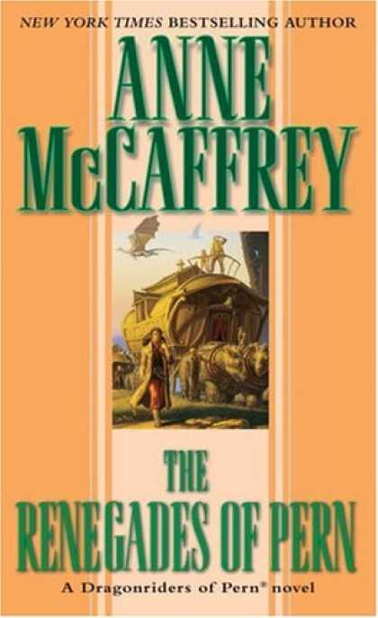 Bestselling Sci-Fi/ Fantasy (2006) - The Renegades of Pern (Dragonriders of Pern Series) by Anne McCaffrey