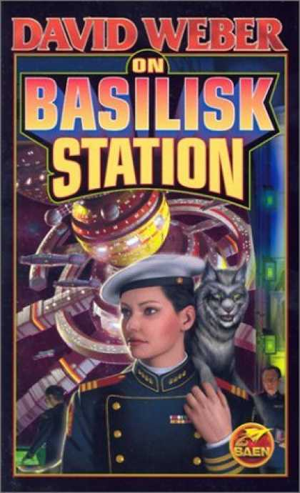 Bestselling Sci-Fi/ Fantasy (2006) - On Basilisk Station (Honor Harrington (Paperback)) by David Weber