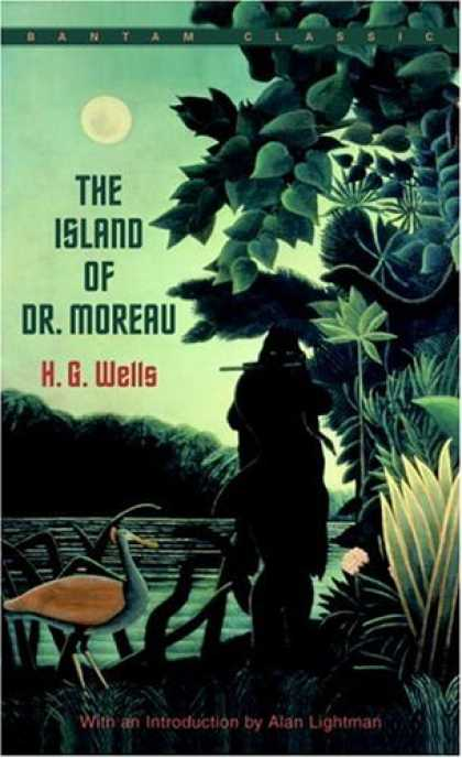 Bestselling Sci-Fi/ Fantasy (2006) - The Island of Dr. Moreau (Bantam Classics) by H.G. Wells