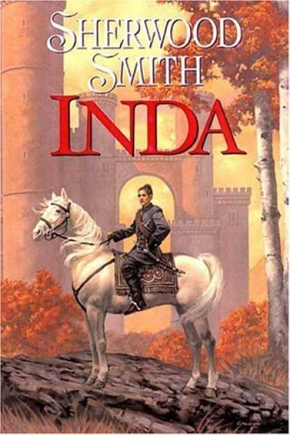Bestselling Sci-Fi/ Fantasy (2006) - Inda by Sherwood Smith
