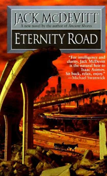 Bestselling Sci-Fi/ Fantasy (2006) - Eternity Road by Jack McDevitt