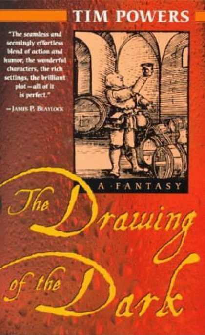 Bestselling Sci-Fi/ Fantasy (2006) - The Drawing of the Dark (Del Rey Impact) by Tim Powers