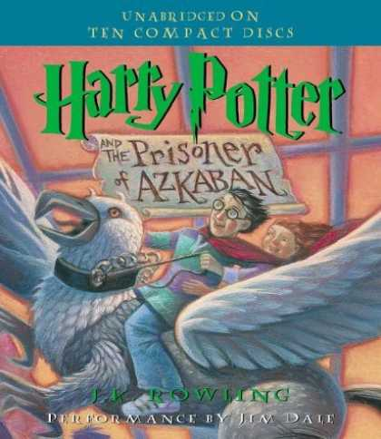 Bestselling Sci-Fi/ Fantasy (2006) - Harry Potter and the Prisoner of Azkaban by J.K. Rowling
