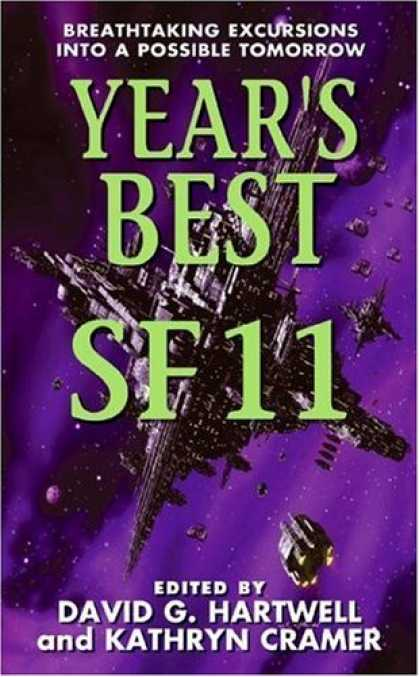 Bestselling Sci-Fi/ Fantasy (2006) - Year's Best SF 11 (Year's Best Sf) by David G. Hartwell