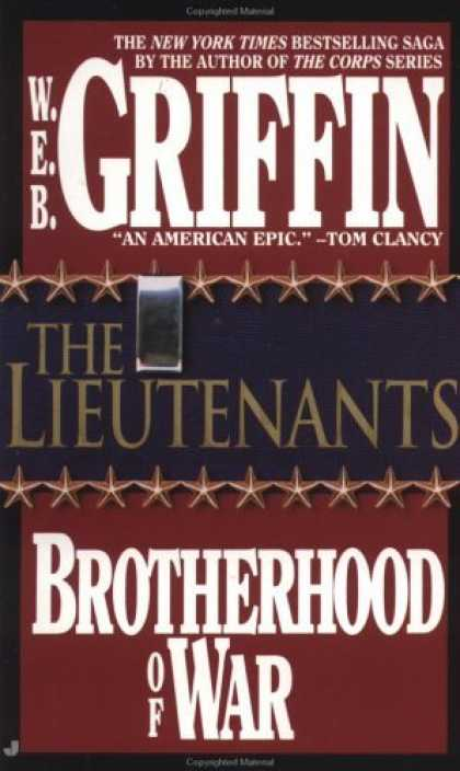 Bestselling Sci-Fi/ Fantasy (2006) - The Lieutenants: Brotherhood of War by W. E. B. Griffin