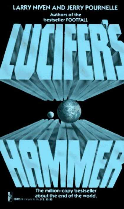 Bestselling Sci-Fi/ Fantasy (2006) - Lucifer's Hammer by Larry Niven