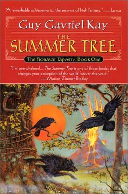 Bestselling Sci-Fi/ Fantasy (2006) - The Summer Tree (The Fionavar Tapestry, Book 1) by Guy Gavriel Kay