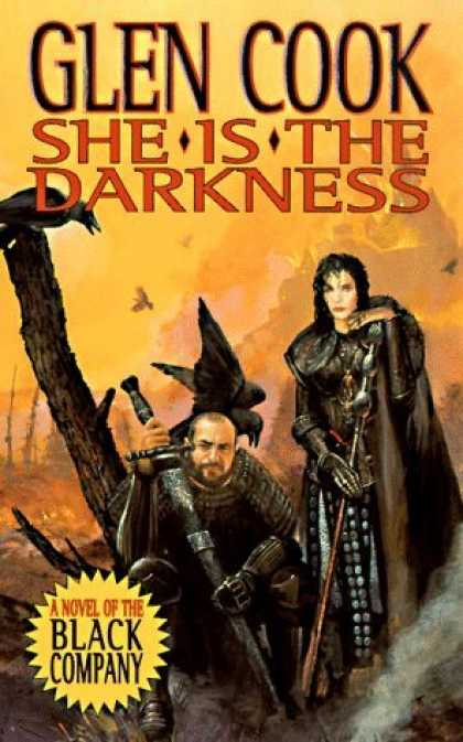Bestselling Sci-Fi/ Fantasy (2006) - She Is The Darkness: Book Two of Glittering Stone: A Novel of the Black Company