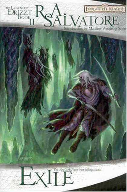 Bestselling Sci-Fi/ Fantasy (2006) - Exile (Forgotten Realms: The Legend of Drizzt) by R. A. Salvatore