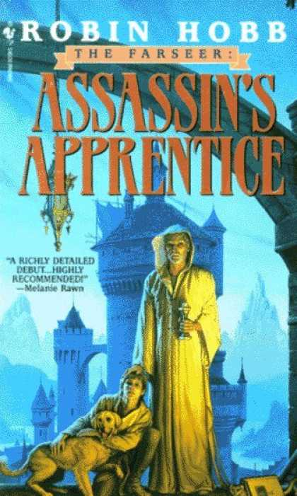Bestselling Sci-Fi/ Fantasy (2006) - Assassin's Apprentice (The Farseer Trilogy, Book 1) by Robin Hobb