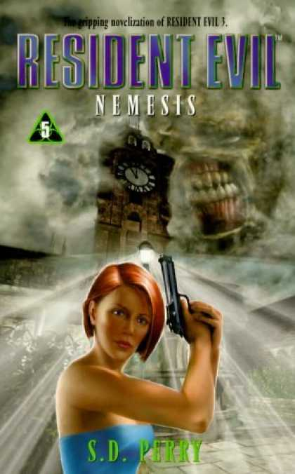 Bestselling Sci-Fi/ Fantasy (2006) - Nemesis (Resident Evil #5) by S.D. Perry