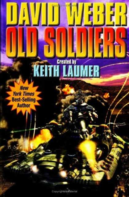 Bestselling Sci-Fi/ Fantasy (2006) - Old Soldiers by David Weber