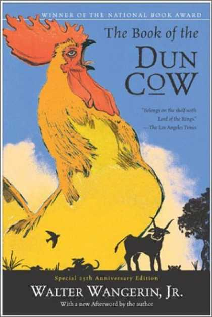 Bestselling Sci-Fi/ Fantasy (2006) - The Book of the Dun Cow by Walter Wangerin