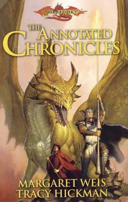 Bestselling Sci-Fi/ Fantasy (2006) - The Annotated Chronicles (Dragonlance: Dragonlance Chronicles) by Margaret Weis