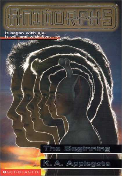 Bestselling Sci-Fi/ Fantasy (2006) - The Beginning (Animorphs, No 54) by K.A. Applegate